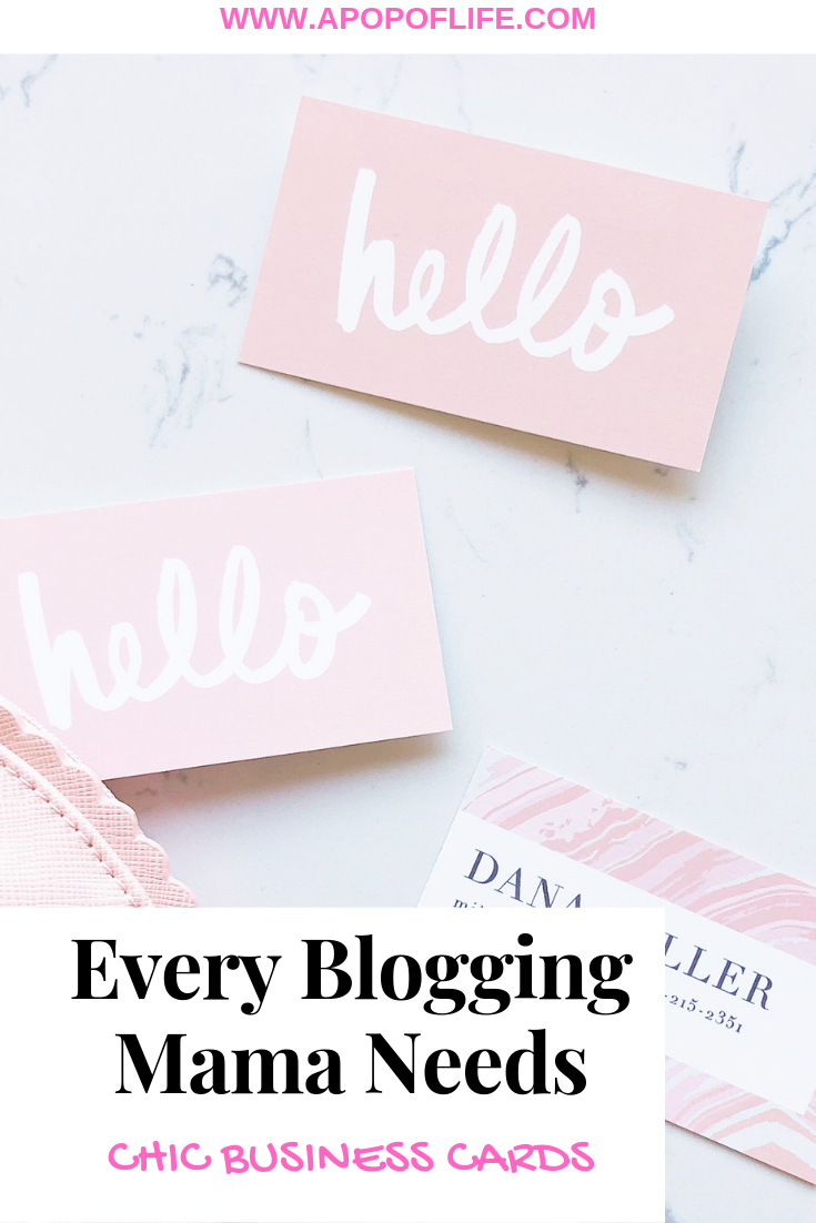 trendy business cards, cool business cards, business cards creative, business cards design, business cards blogger, blogging business cards, mama blogger tips, lifestyle blogger tips, how to start a blog, blogging must haves, blogging how to